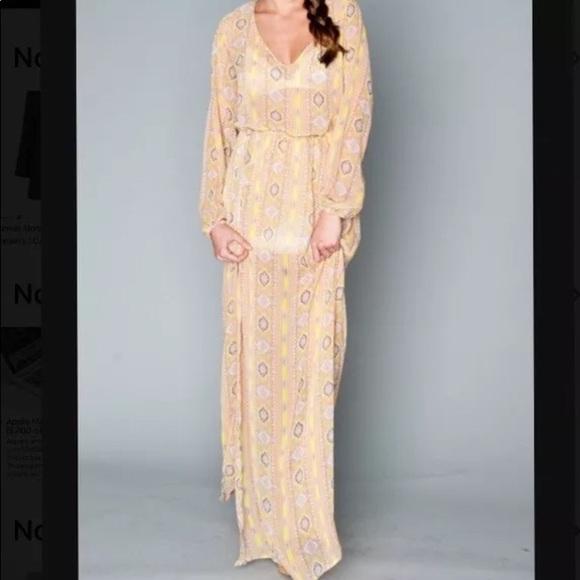 Show Me Your MuMu Dresses & Skirts - Show Me Your Mumu Jocelyn Nani Paisley Maxi Dress